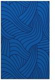 rug #764805    blue abstract rug