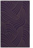 rug #764869 |  purple abstract rug