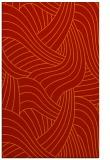 rug #764881 |  orange rug