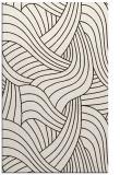 rug #764933    brown abstract rug