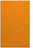 rug #764981 |  light-orange abstract rug