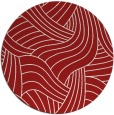 rug #765233 | round abstract rug