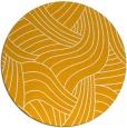 rug #765321   round light-orange rug