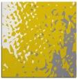 rug #767745 | square yellow animal rug