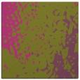 rug #767773 | square light-green animal rug