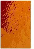 rug #768337 |  red-orange animal rug