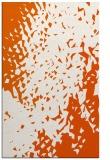 rug #768417 |  red-orange animal rug