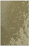 rug #768473 |  light-green animal rug