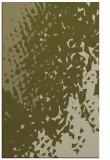 rug #768481    light-green animal rug