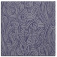 rug #769293   square blue-violet abstract rug