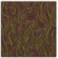 rug #769433 | square purple abstract rug