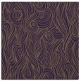 rug #769437 | square purple abstract rug