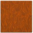 rug #769469   square red-orange natural rug