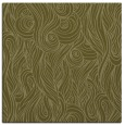 rug #769537 | square light-green rug