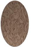 rug #769575 | oval popular rug