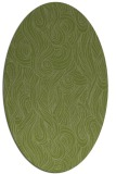 rug #769684 | oval abstract rug