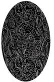 rug #769732 | oval natural rug