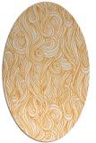 rug #769903 | oval abstract rug