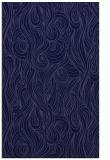 rug #769993 |  blue-violet abstract rug