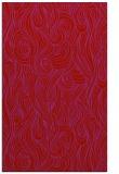 rug #770161 |  red natural rug