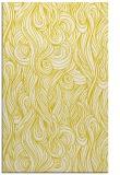 rug #770185    white abstract rug