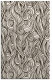 rug #770205 |  brown popular rug