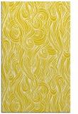 rug #770209 |  yellow natural rug
