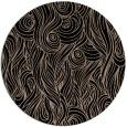 rug #770273 | round beige popular rug