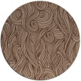 rug #770279 | round abstract rug