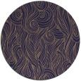 rug #770369 | round beige natural rug