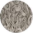 rug #770557   round brown rug