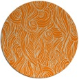 rug #770578 | round natural rug