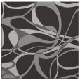 rug #771165 | square red-orange retro rug