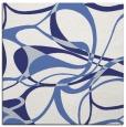 rug #771245 | square white rug