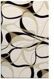 rug #771745 |  blue-green retro rug