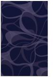 rug #771753 |  blue-violet rug