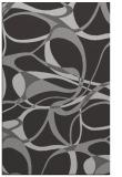 rug #771869 |  red-orange retro rug