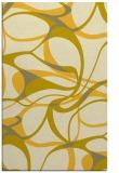 rug #771957 |  yellow rug