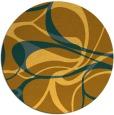 rug #772328 | round retro rug