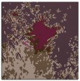 rug #772949 | square purple graphic rug