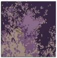 rug #772957 | square purple graphic rug