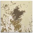 rug #773017 | square yellow rug