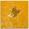 rug #773061 | square light-orange abstract rug