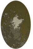 rug #773409   oval light-green rug