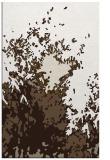 rug #773429 |  beige abstract rug