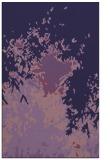 rug #773525 |  purple abstract rug