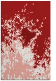 rug #773677 |  red abstract rug