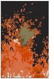 rug #773737 |  black abstract rug
