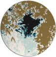 rug #773804 | round graphic rug
