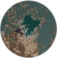 rug #773814 | round abstract rug